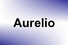 Aurelio name image