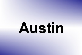 Austin name image