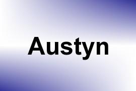 Austyn name image