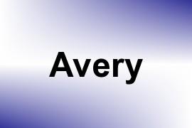Avery name image