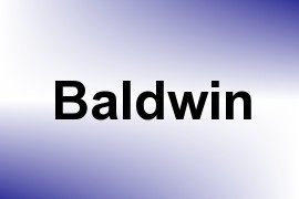 Baldwin name image