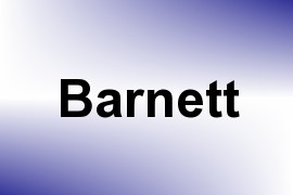Barnett name image