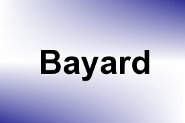 Bayard name image