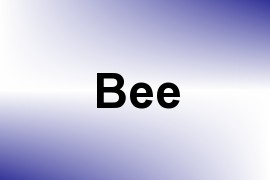 Bee name image