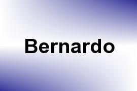 Bernardo name image