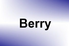 Berry name image