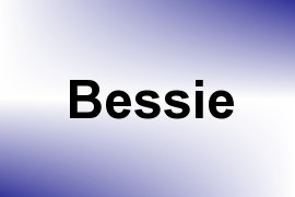 Bessie name image