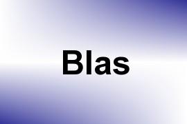Blas name image