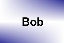 Bob name image