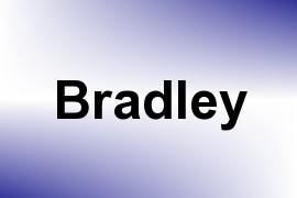 Bradley name image