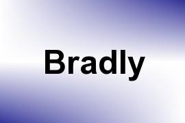 Bradly name image