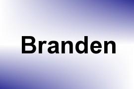 Branden name image