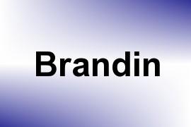 Brandin name image