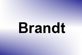 Brandt name image