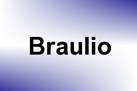 Braulio name image