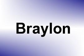 Braylon name image