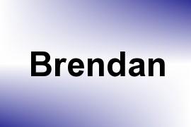 Brendan name image