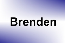 Brenden name image