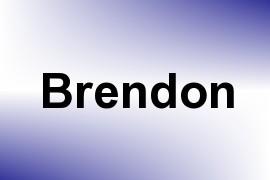 Brendon name image