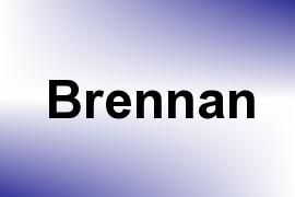 Brennan name image