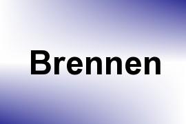 Brennen name image
