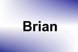 Brian name image