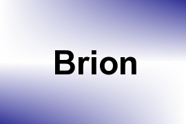 Brion name image