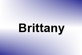 Brittany name image