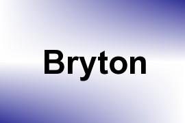 Bryton name image