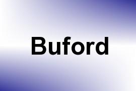 Buford name image