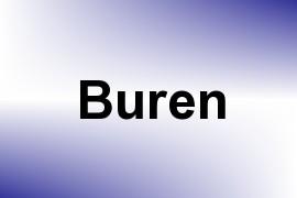 Buren name image
