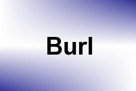 Burl name image