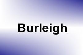 Burleigh name image