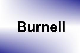 Burnell name image