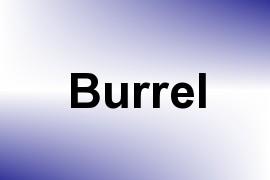 Burrel name image