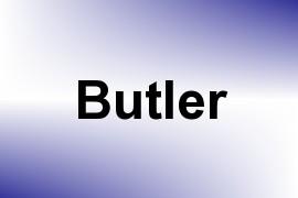 Butler name image