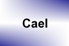 Cael name image