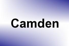 Camden name image