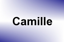 Camille name image