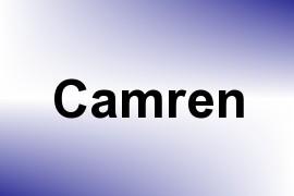 Camren name image