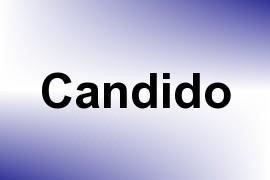 Candido name image