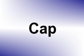 Cap name image