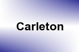 Carleton name image