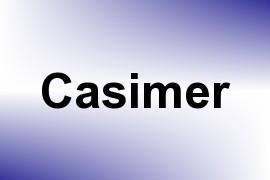 Casimer name image