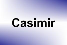 Casimir name image