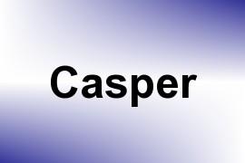 Casper name image