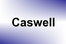 Caswell name image