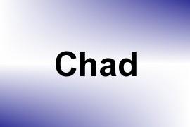 Chad name image