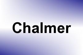 Chalmer name image