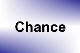 Chance name image